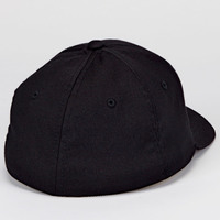 Flexfit® Youth Wooly Combed-Twill Constructed Cap