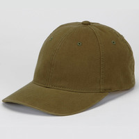Flexfit® Garment-Washed Unconstructed Cotton Twill Cap