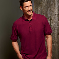 Men's Basic Poly/Cotton Polo