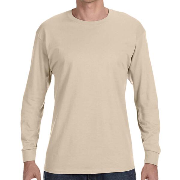 872af8cf Jerzees Jerzees Adult 5.6 oz., DRI-POWER® ACTIVE Long-Sleeve T-Shirt 29L