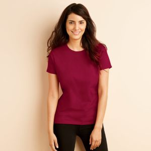 Ladies Gildan Ultra Cotton T-Shirt Thumbnail