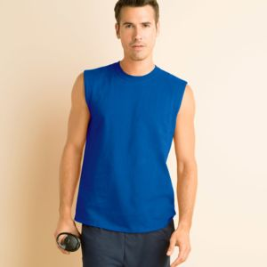 Gildan Ultra Cotton Sleeveless T-Shirt Thumbnail