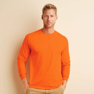 Gildan Ultra Cotton Long-Sleeve T-Shirt Thumbnail