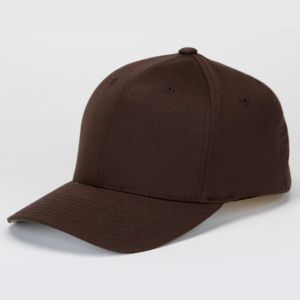 Flexfit® Adult Wooly Combed-Twill Constructed Cap Thumbnail