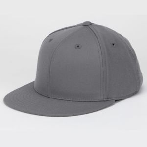Flexfit® Premium Fitted Blend Constructed Flat Brim Thumbnail