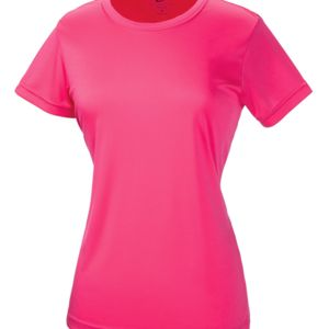 Ladies' Cool & Dry Sport Performance Interlock Tee Thumbnail