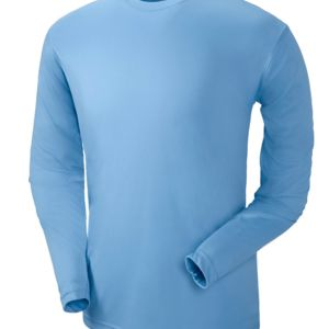 Adult Cool & Dry Sport Long-Sleeve Performance Interlock Tee Thumbnail