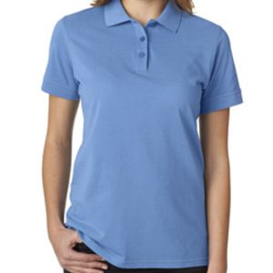 Ladies' Basic Cotton Polo Thumbnail