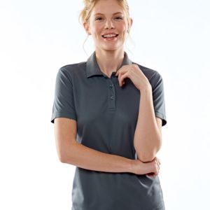 Ladies Basic Dry Weave Polo Thumbnail