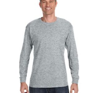 Jerzees Adult 5.6 oz., DRI-POWER® ACTIVE Long-Sleeve T-Shirt Thumbnail